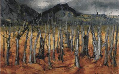1-Bosco-di-faggi-olio-su-tela-1989-collezione-BPM