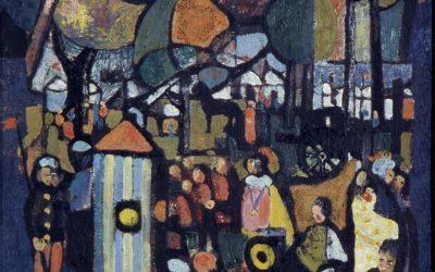 2-Festa-campestre-1953-olio-tu-tela-Piacenza-Galleria-Ricci-Oddi