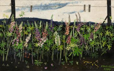 1.Le mollette olio su tela 1980 Collezione privata