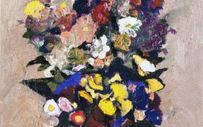 86 P198702 Vaso di fiori-fotocolor